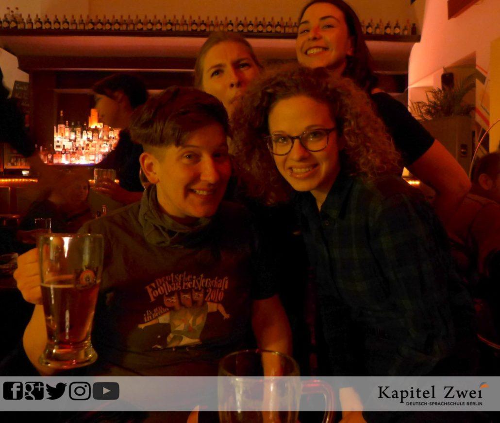 Corso di tedesco Kapitel Zwei Berlino