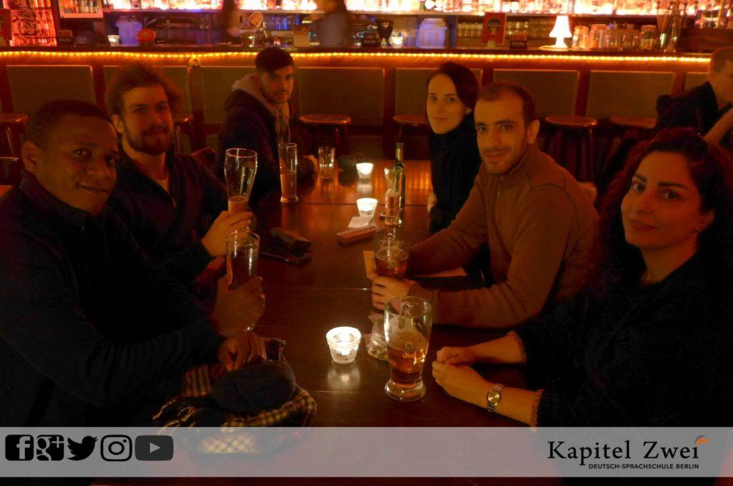 Deutschkurs Kapitel Zwei Berlin