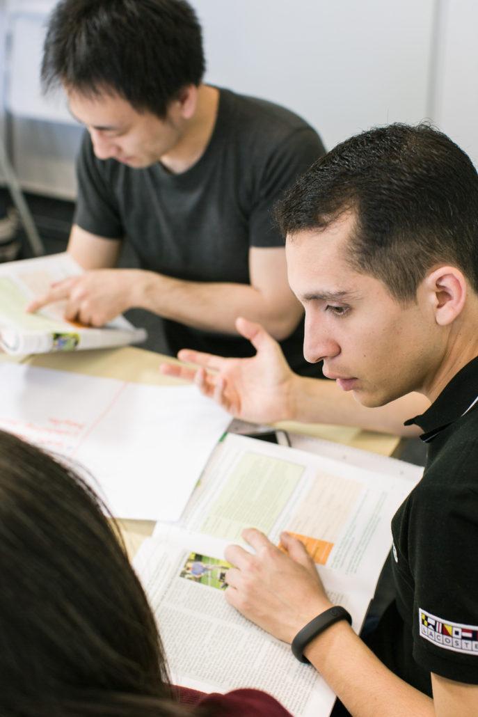 Подготовка к сертификату DSH в Берлине Kapitel Zwei