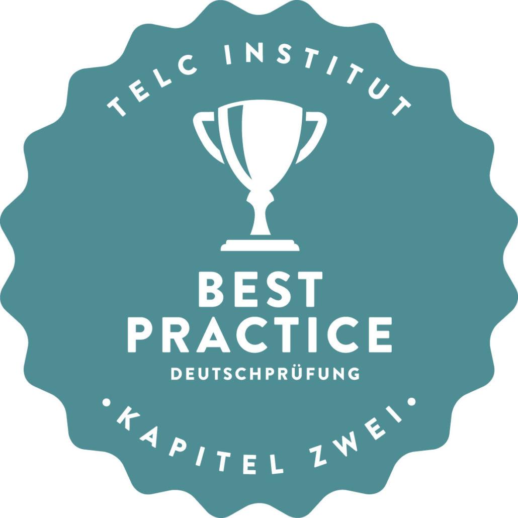 telc Deutsch esame Berlin best practice