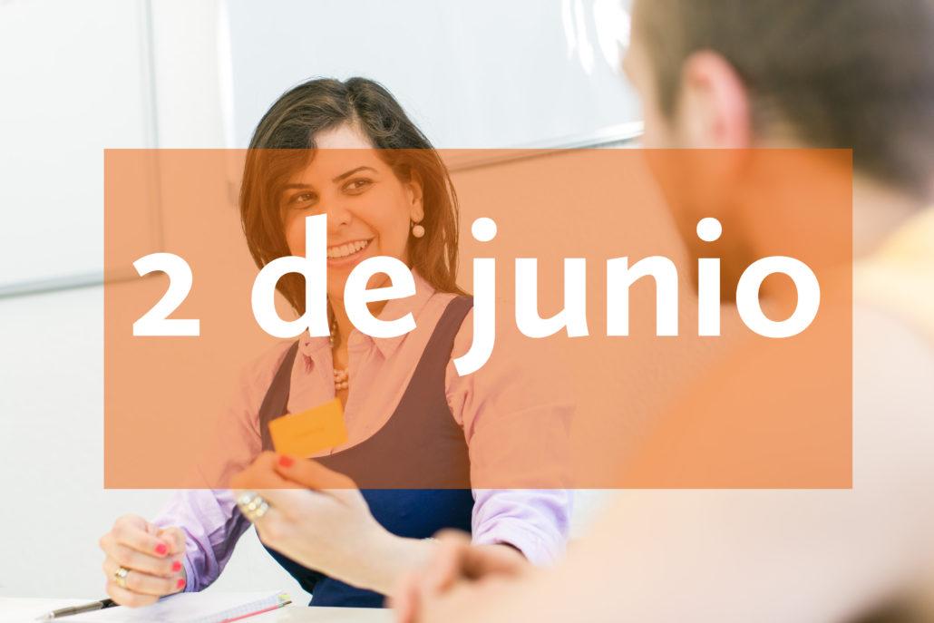 Kapitel Zwei Inicio de los cursos de alemán aula real
