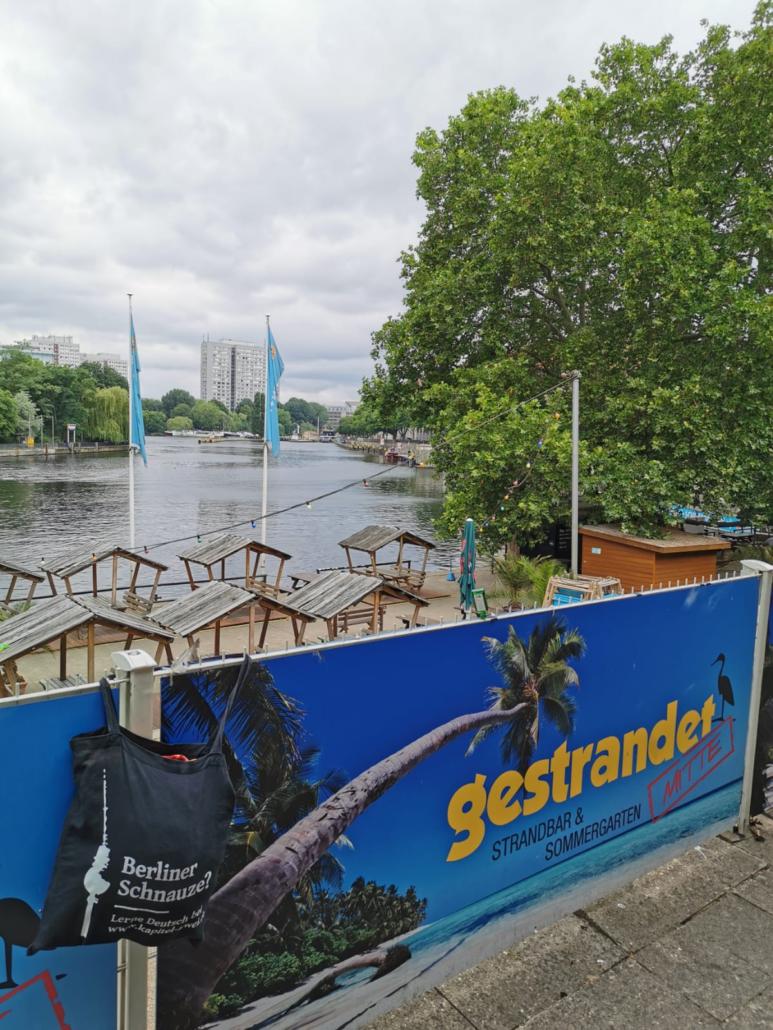 Gestrandet Berlin