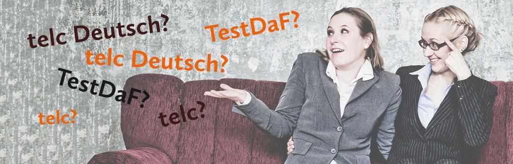 telc deutsch testdaf