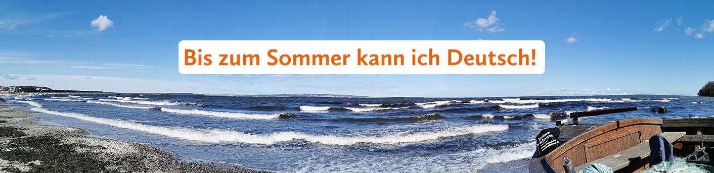 Kapitel Zwei Berlin Deutschkurs Sommer