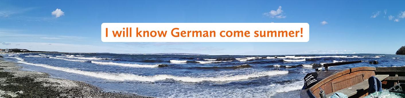 Kapitel Zwei Berlin Deutschkurs Summer