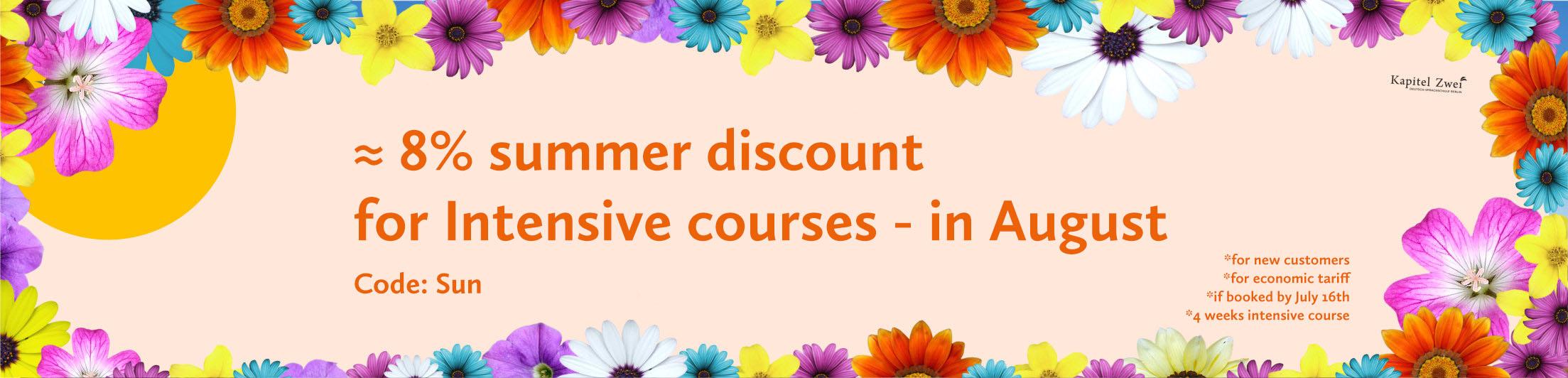 discount German course cheap Berlin