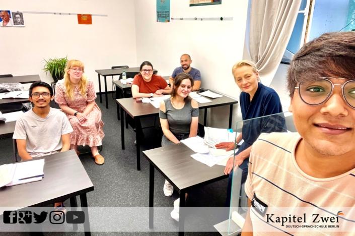 Deutschkurse Kapitel Zwei Berlin