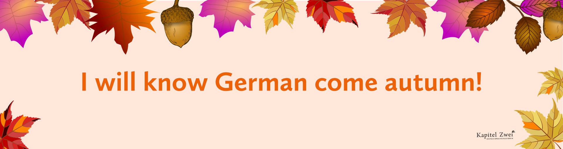 German course learn German Berlin online offline
